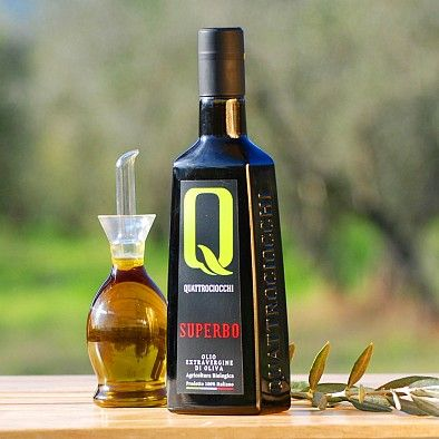 Americo Quattrociocchi awarded by Gambero Rosso magazine: Three Leaves 2020 for his Organic Monocultivar Moraiolo 'Superbo' and best oil mill of the year
